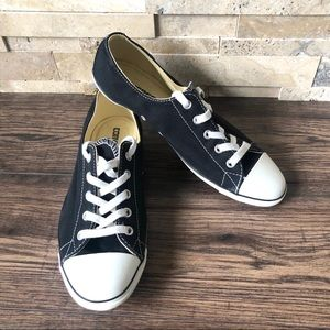 Converse AS Slim Ox Canvas Low Cut Sneakers